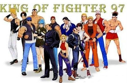 拳皇97街机版游戏图片7
