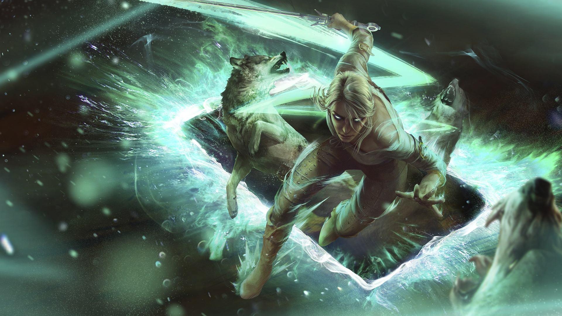 巫师之昆特牌游戏截图