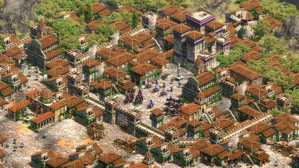 帝国时代2游戏截图1
