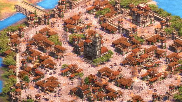 帝国时代2游戏截图4