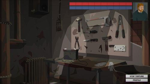 这是警察游戏截图