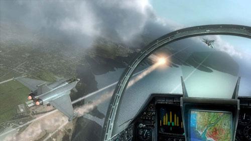 汤姆克兰西之鹰击长空游戏截图