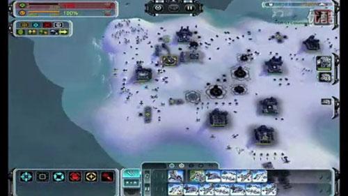 最高指挥官钢铁联盟游戏截图