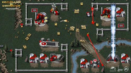 《命令与征服:重制版》游戏截图