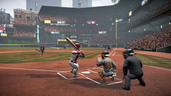 Super Mega Baseball 3截图4