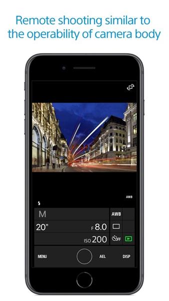 imaging edge mobile截图0