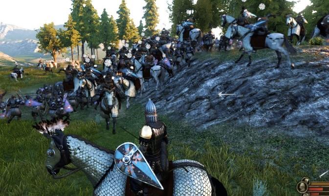 骑马与砍杀2大马MOD截图0