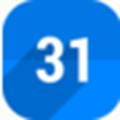 深蓝简约日历 免费版v1.0.0.2