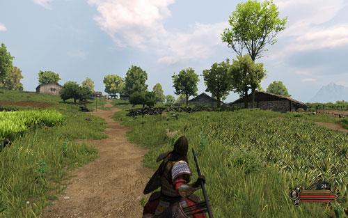 骑马与砍杀2可投掷长矛MOD截图0