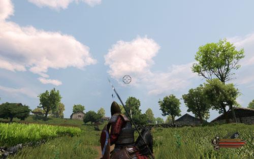 骑马与砍杀2可投掷长矛MOD截图1