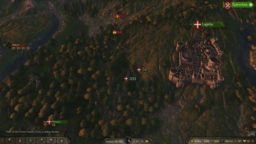 骑马与砍杀2围攻提示MOD截图1