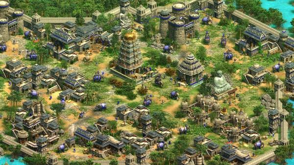 帝国时代2:决定版截图2