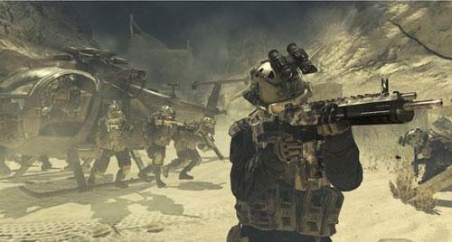 使命召唤6现代战争2重制版免DVD补丁Extern版截图0