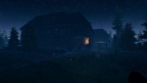 《山中凶宅》游戏截图
