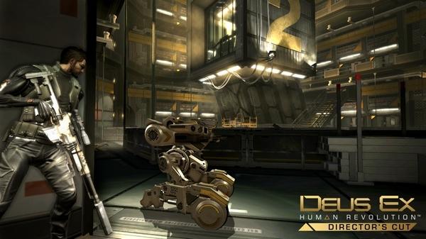 杀出重围人类革命游戏图片2