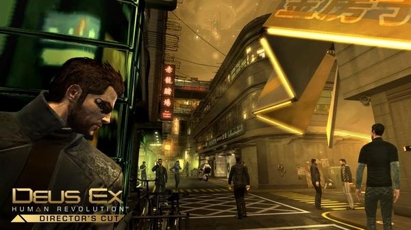 杀出重围人类革命游戏图片5