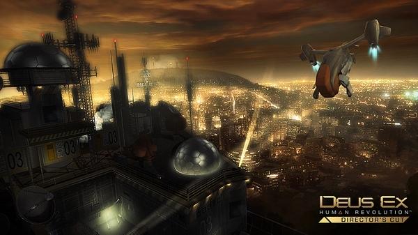 杀出重围人类革命游戏图片6