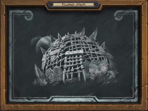 炉石传说游戏截图1