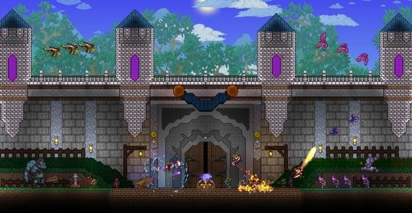 泰拉瑞亚1.4游戏图片1