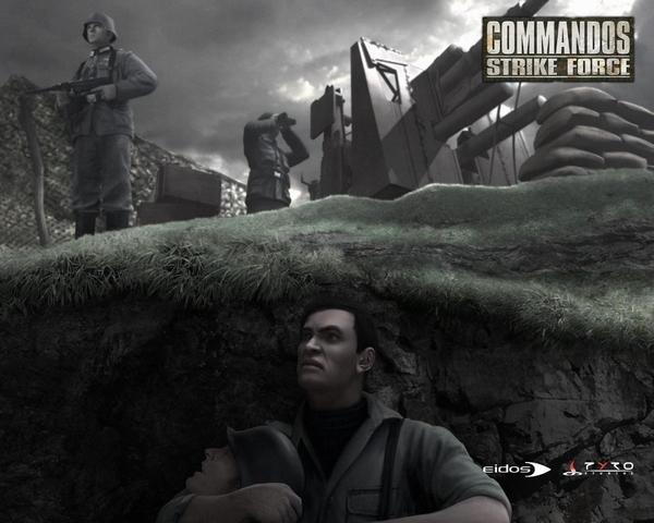 盟军敢死队4打击力量游戏图片2
