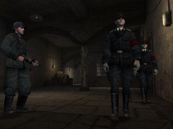 盟军敢死队4打击力量游戏图片8
