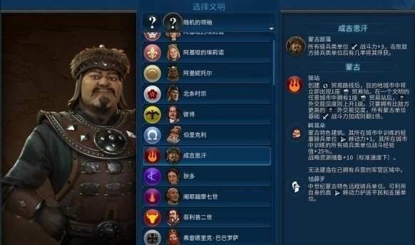 文明6风云变幻领袖图片3