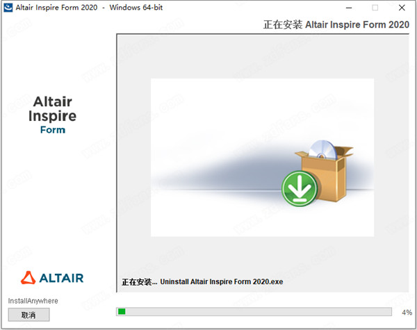 Altair Inspire Form2020安�b教程7