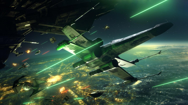 星球大战中队游戏截图2