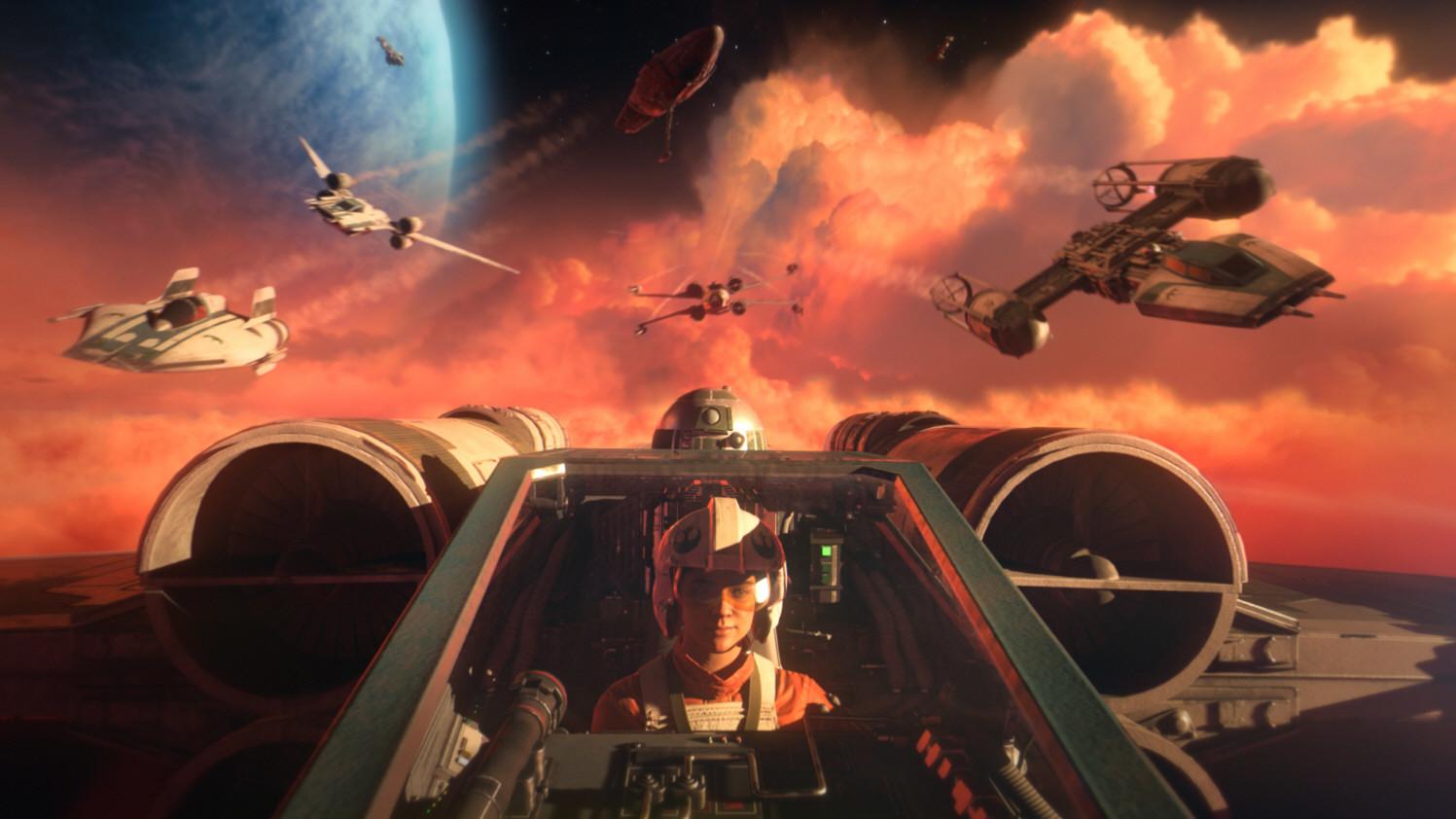 星球大战中队游戏截图4