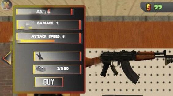 火柴人绳索英雄买武器图片4