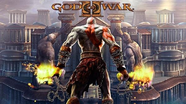 战神2游戏图片