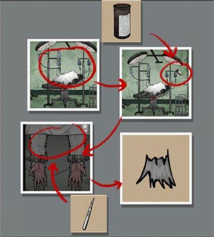 山村老屋2废弃医院第二章图