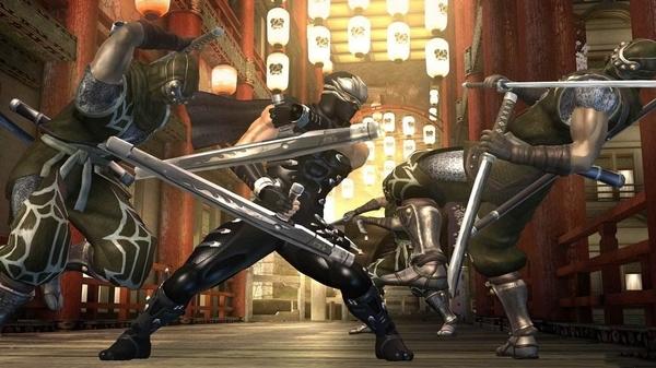 忍者龙剑传2游戏图片4