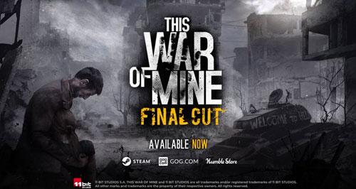 《这是我的战争》游戏截图