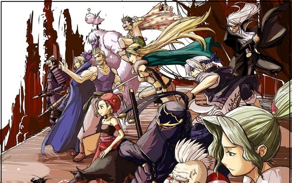 最终幻想6游戏图片3