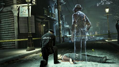 谋杀灵魂疑犯游戏截图