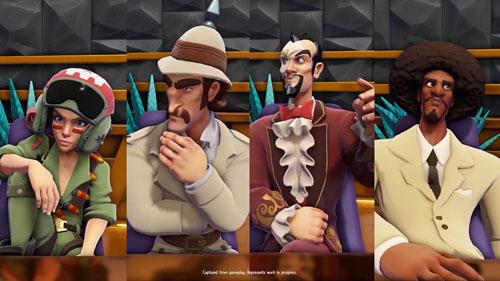 《邪恶天才2》游戏截图