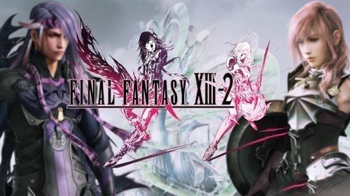 最终幻想13-2游戏图片1