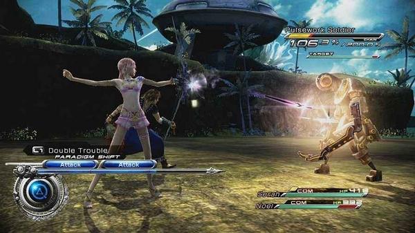 最终幻想13-2游戏图片6