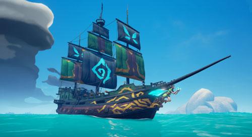 盗贼之海怎么升级旗帜 旗帜升级方法介绍
