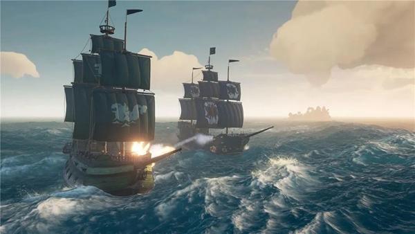 盗贼之海游戏截图1