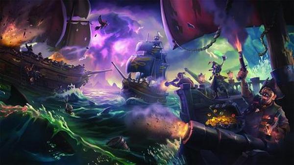 盗贼之海游戏截图3