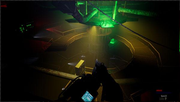 《潜行者》游戏截图