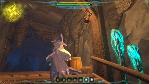 小魔女诺贝塔游戏截图4