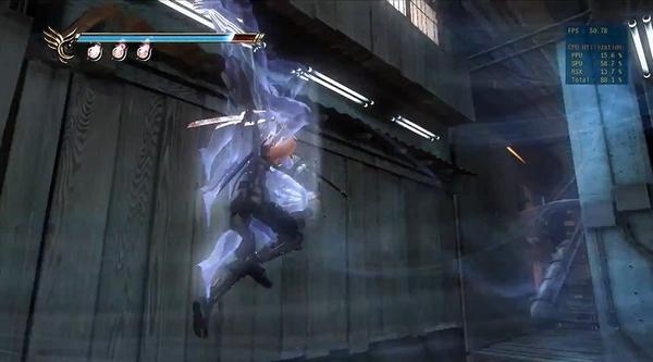 忍者龙剑传西格玛2截图6