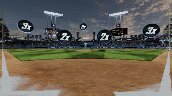 MLB本垒打德比VR截图0