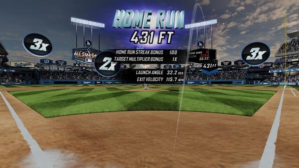 MLB本垒打德比VR截图1