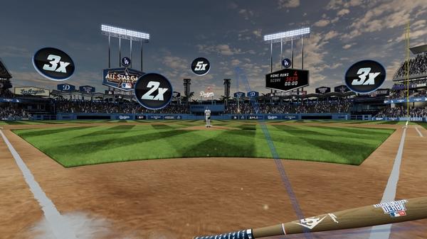 MLB本垒打德比VR截图2