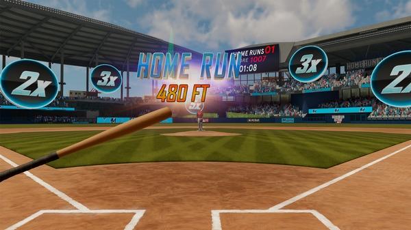 MLB本垒打德比VR截图4