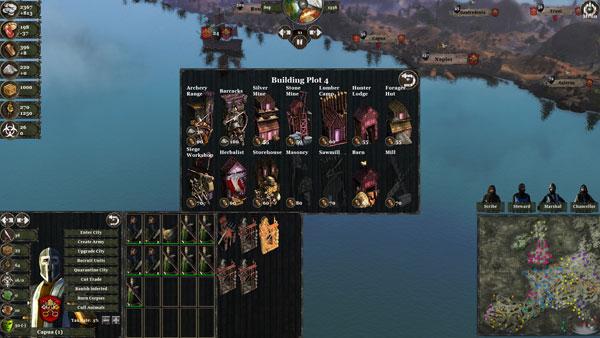 瘟疫:王国战争截图0